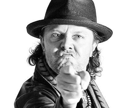 """lars ulrich - Por qué la """"piratería"""" es beneficiosa para los músicos, pero no para la industria discográfica"""