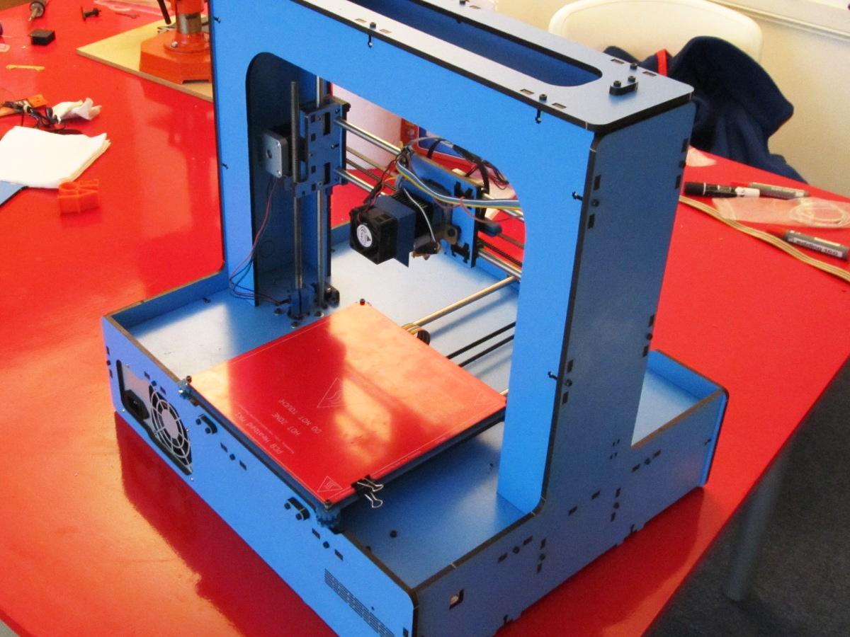 Impresoras 3d en argentina entrevista a fede heinz for Videos de impresoras 3d