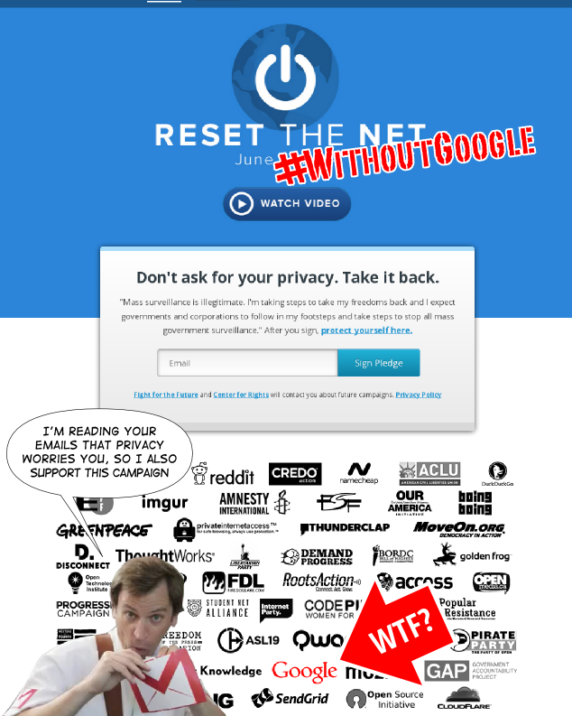 [#ResetThenet #WithoutGoogle]